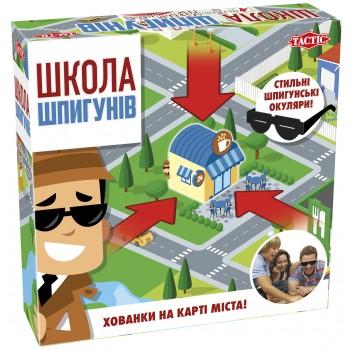 Настольная игра Tactic Школа шпионов 56263