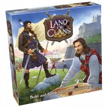 Настольная игра Tactic Земля кланов 56621