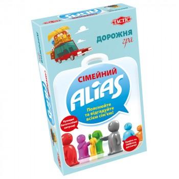 Tactic Семейный Элиас дорожная версия (укр.) 58111