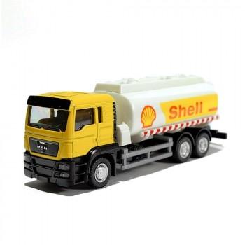 Машинка Man TGS Shell Oil tanker. Бензовоз (164027)