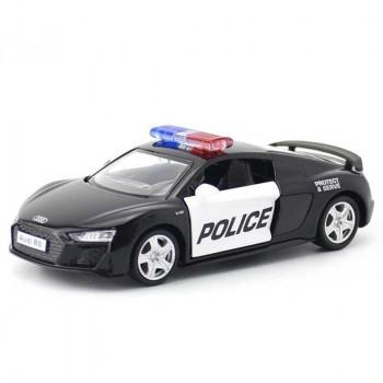 Машинка Audi R8 Police (554046P)
