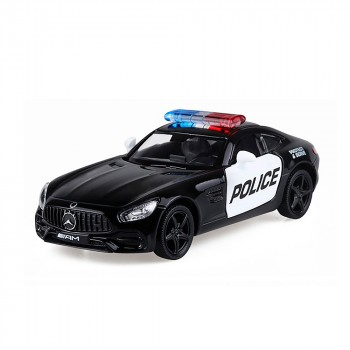 Машинка Mercedes Benz AMG GT S Police (554988P)