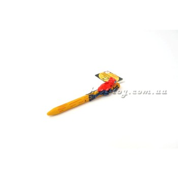 Брелок-фонарик-шариковая ручка (ZPS-24-A-BELL)